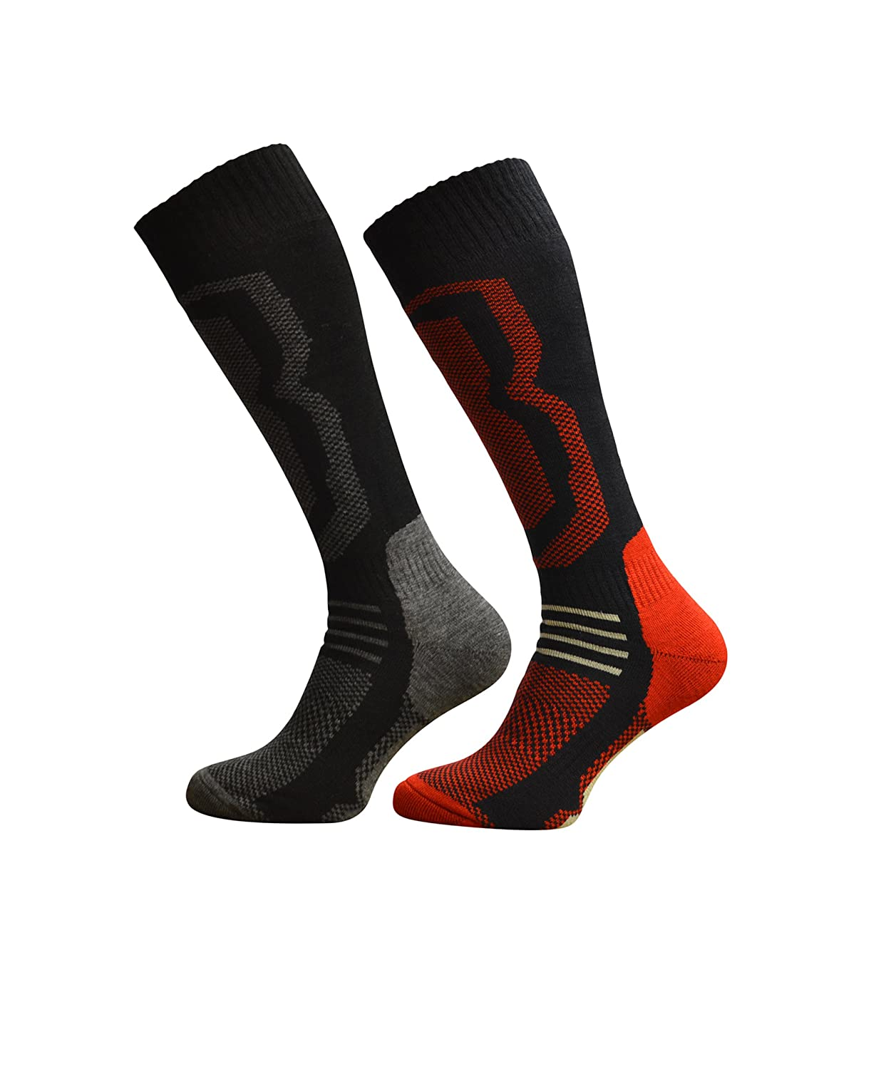 4 Paar Winter, Fresh Feel Herren SKI-Socken, Gr. 39-46, High Performance
