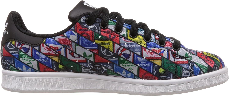 Adidas Herren Stan Smith Fitnessschuhe Mehrfarbig Ftwr White Ftwr White Core Black