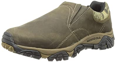 ad9aa9afc61 Amazon.com | Merrell Men's Moab Rover Moc Slip-On Shoe | Loafers ...