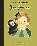 Jane Goodall (Little People, Big Dreams Book 21)