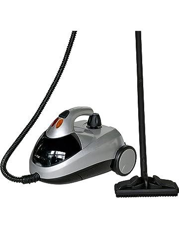 Clatronic DR 3280 - Vaporeta limpiador al vapor (4 bares), 10 accesorios,
