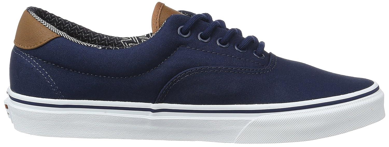 Vans Unisex Era 59 Skate Shoes Women B01I22Q4H0 13.5 B(M) US Women Shoes / 12 D(M) US Men| Dress Blue 0f0301