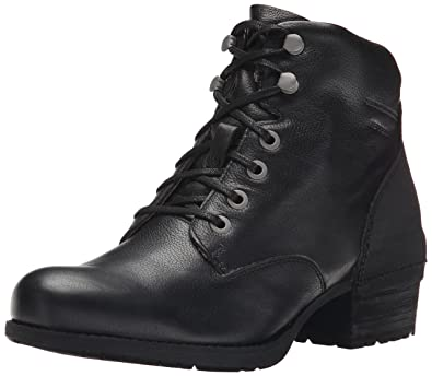 Merrell Womens Shiloh Lace Boot Black