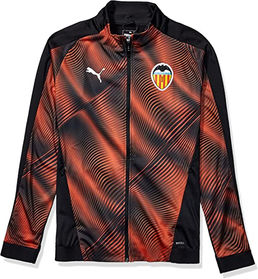 PUMA Men's Valencia Vcf Stadium Jacket at Amazon Men's