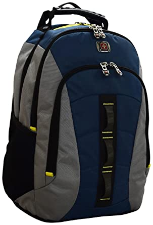 Amazon.com: SwissGear Skyscraper Backpack with Laptop Compartment ...
