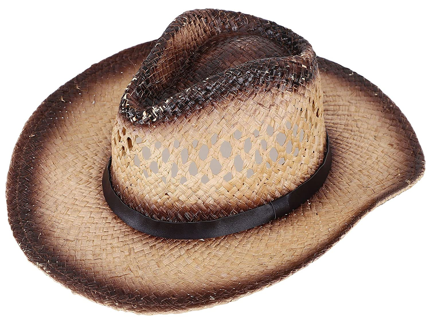 e035a7641e6 Mens Straw Cowboy Hats Amazon