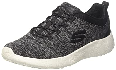 Glider Deep Space, Sneakers Basses Femme, Gris (Cccl), 40 EUSkechers
