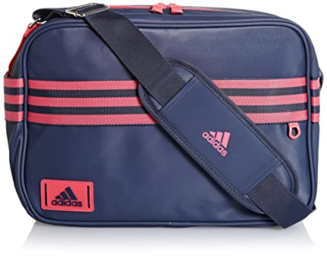 adidas messenger bag pink on sale   OFF54% Discounted 25cfe2a2ff