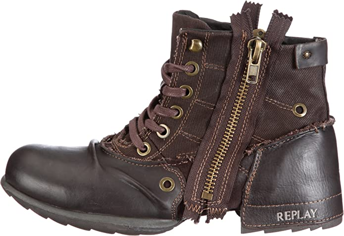 Replay Bottines Militaires Homme de