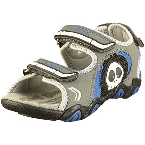 | Geox Kids Strike 5 Light Up Sandal | Sport Sandals