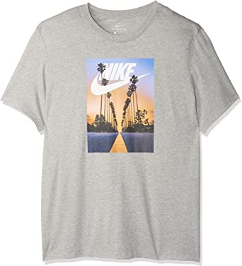 NIKE Herren Shirt SUNSET PALM