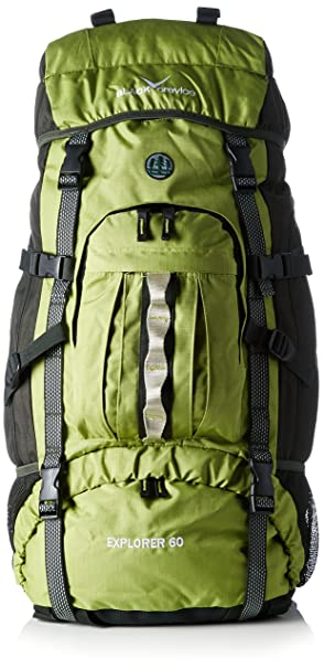 Black Crevice Rucksack Explorer