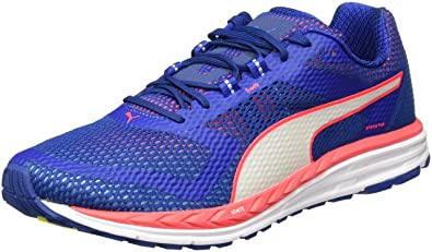 cheap footlocker finishline Puma Speed 500 Ignite 3 Blue Running Shoes fashion Style for sale K9EEp7