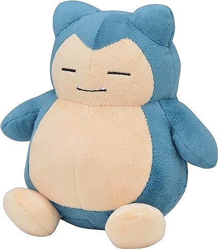Pokemon Go Snorlax Kabigon Plush