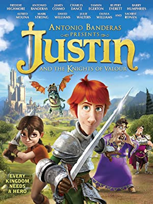 justin and the knights of valour full movie free
