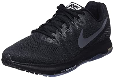 Nike Men's Zoom All Out Low BlackDark GreyAnthraciteWhite Nylon Running Shoes 13 M US