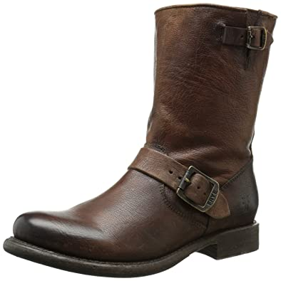H7j MCrt S Boots 2016 Womens Shoes Frye Jenna Disc Lace Cognac Stone Antiqued The Cheapest
