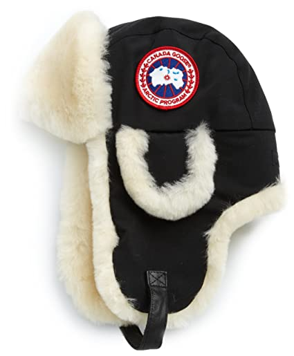 canada goose baby hat