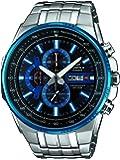 Casio Edifice – Herren-Armbanduhr mit Analog-Display und Edelstahlarmband – EFR-549D