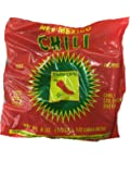Barker's HOT Red Chili Pods From Hatch, New Mexico - 16 Oz.