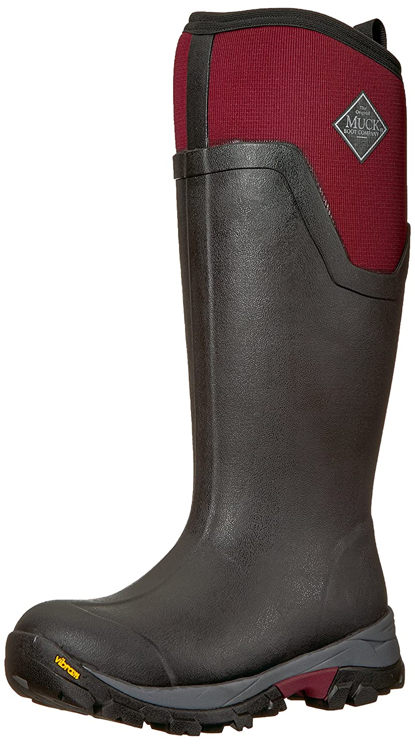 Muck Boot Arctic Ice Extreme Conditions Tall Rubber Women's Winter Boot with Arctic Grip Outsole Webyshops Women's Arctic Ice Tall-W
