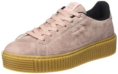 MTNG Zapatillas para Mujer, Dorado (Soft Nude), 40 EU: Amazon.es: Zapatos y complementos