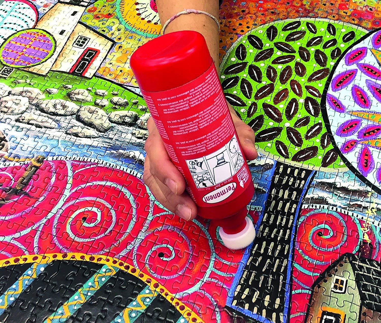Educa 17193.0 - Permanent Fix Puzzle Glue Educa Borras