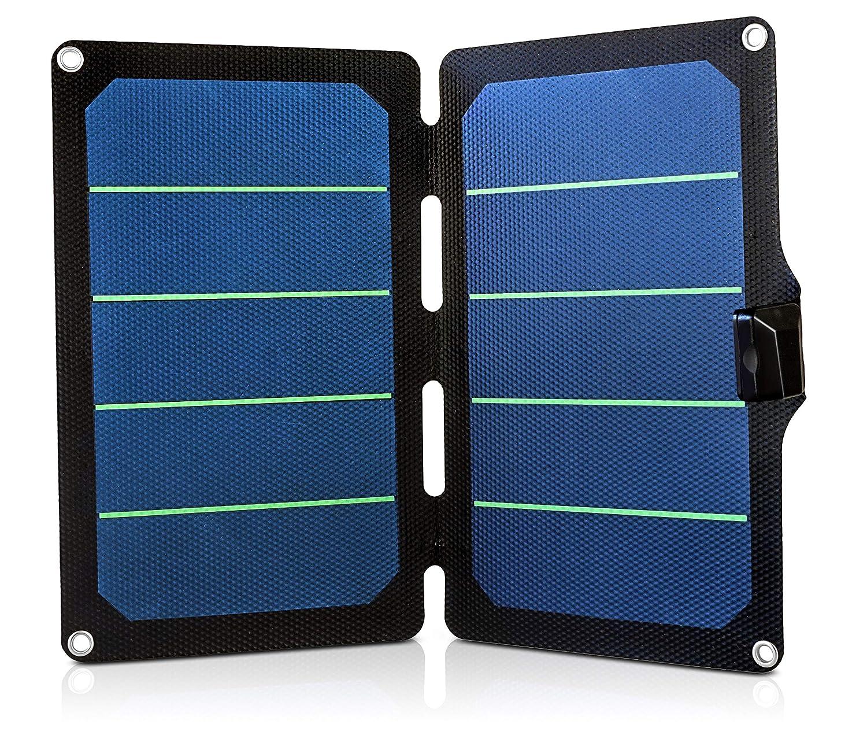 11W Solar Charger USB Premium Solar Panel