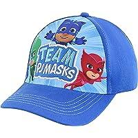 PJ Masks Baby Kids Hat for Toddler Boys Ages 2-4 Baseball Cap