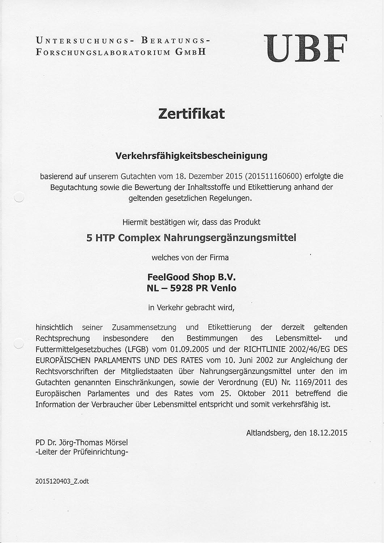5-HTP Griffonia Simplicifolia Complex – Innere Ruhe und Gelassenheit ...