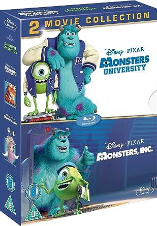 Amazon com: Monsters University/Monsters Inc[Region Free