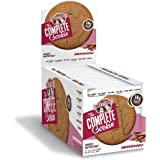 Lenny and Larry's The Complete Cookie, Snickerdoodle, Soft Baked, 16g Plant Protein, Vegan, 4-Ounce (Pack of 12)