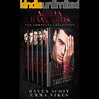 Mafia Bastards The Complete Collection: A Dark Mafia Romance Boxset