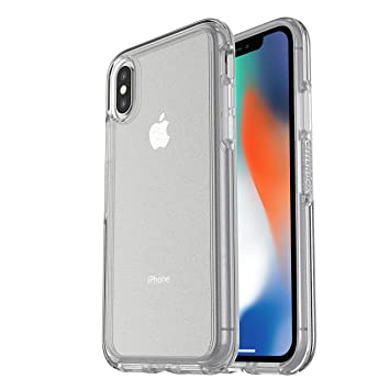 a990e9a382 OtterBox Symmetry Clear iPhone X/Xs Stardust: Amazon.co.uk: Electronics