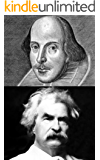1800 Quotes By Mark Twain And William Shakespeare: Box Set: Two Books In One! 900 Quotes By Mark Twain And 900 William Shakespeare Quotes