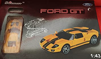 Official Licensed  Scale Ford Gt Kit