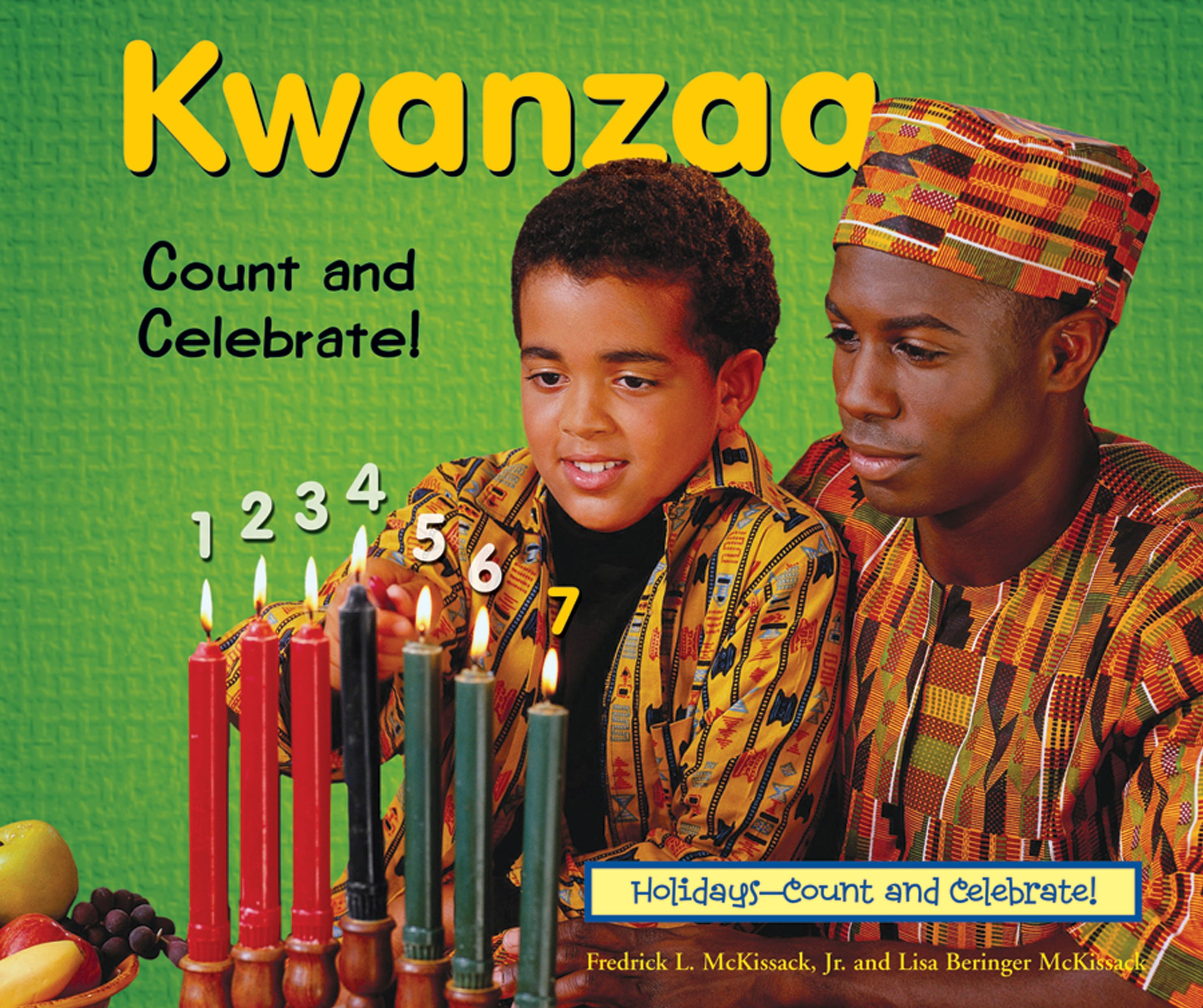 Kwanzaa-Count and Celebrate! (Holidays-Count and Celebrate!)