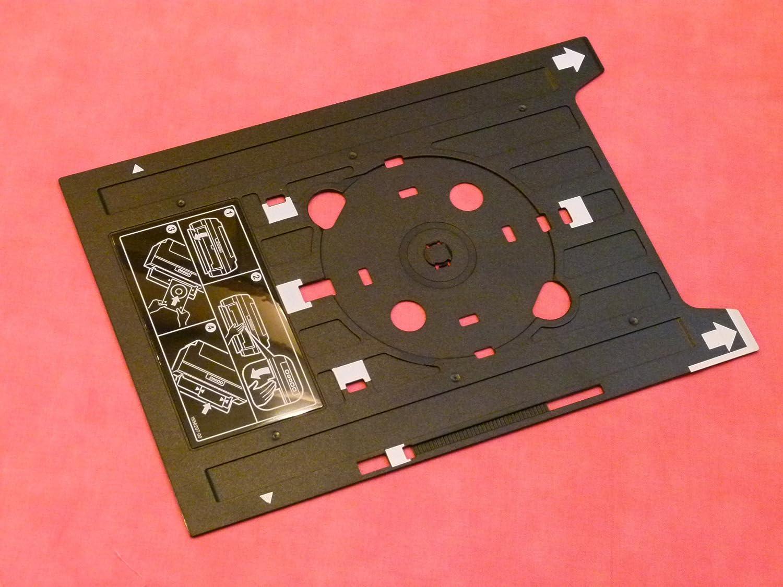 CD Print Printer Printing Tray Epson Stylus Photo 1400