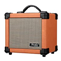 Deals on Mugig Guitar Amplifier 10W w/Two Adjustable Channels