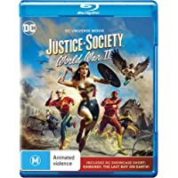 Justice Society: World War II (Blu-Ray)