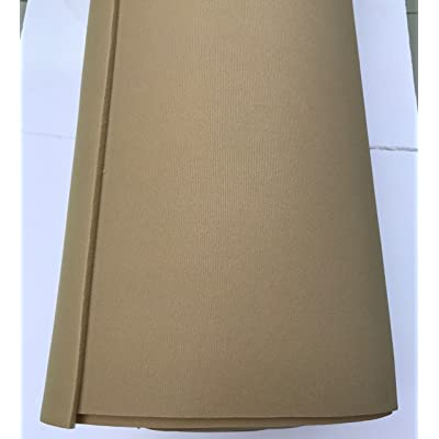 "headliner doctor DIY repair fabric compatible with GMC Sierra 2500-Light Tan-72""x60"": Automotive"