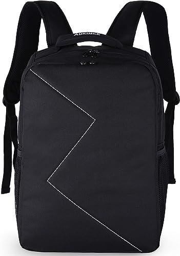 ADRIMER Insulated Backpack Cooler Leak-Proof Soft Lunch Cooler Backpack Bag