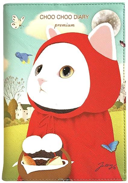 Jetoy Choo Choo Premium - Agenda, color rojo: Amazon.es ...