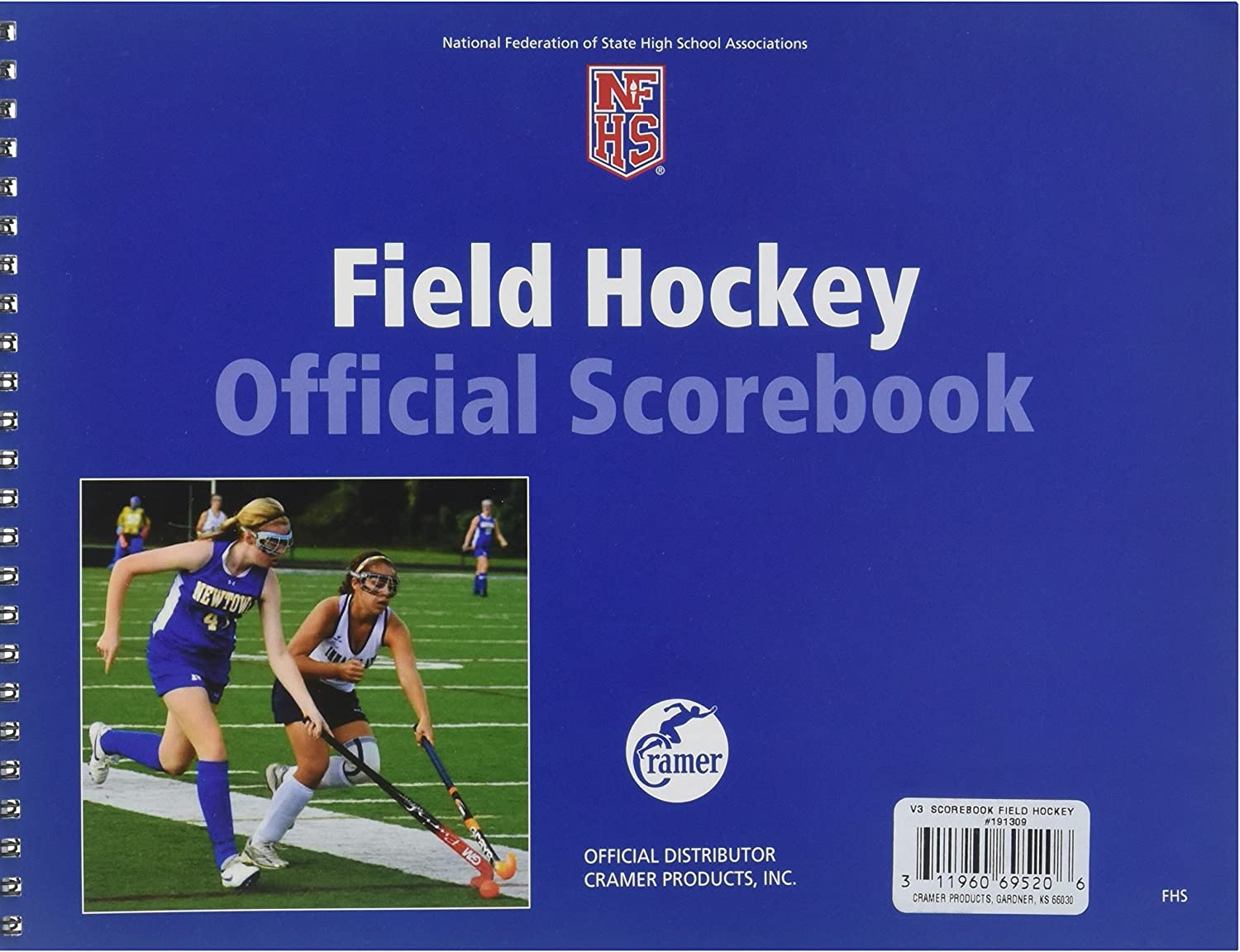 New Champion Sport Soccer Referee Officials 12 Sheet Score Pad Cards Track Stats