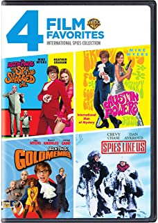 amazon com austin powers 3 film collection 3pk various movies tv