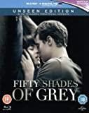 Fifty Shades of Grey - Blu-ray - Unseen Edition / Blu-ray + UltraViolet Universal Studios | 2015
