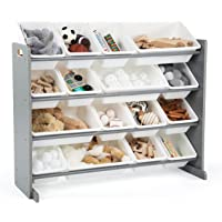 Tot Tutors Springfield Collection Supersized Toy Storage Organizer
