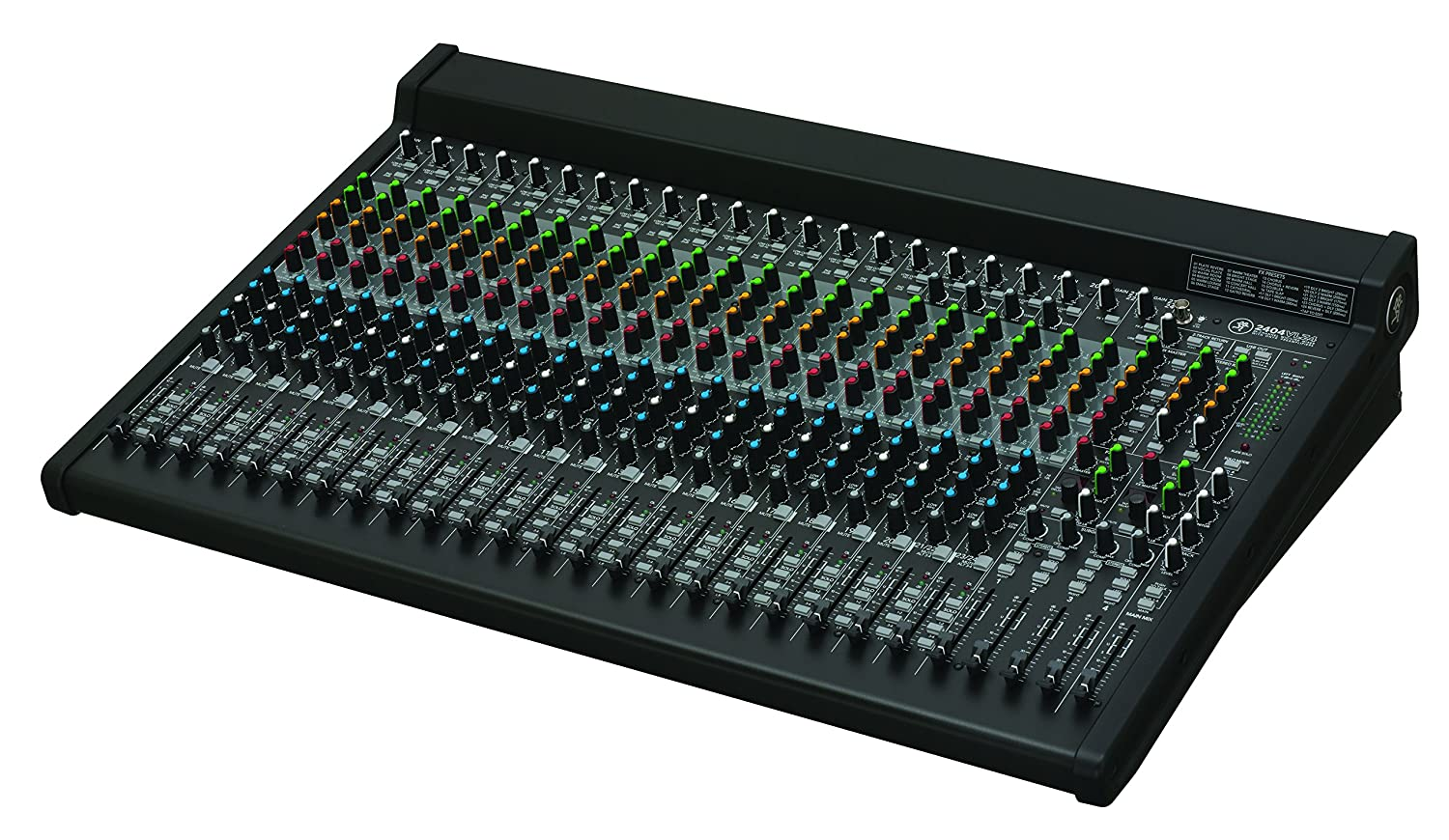 Amazon.com: Mackie VLZ4 Series 2404VLZ4 24-Channel 4-Bus FX Mixer with USB:  Musical Instruments
