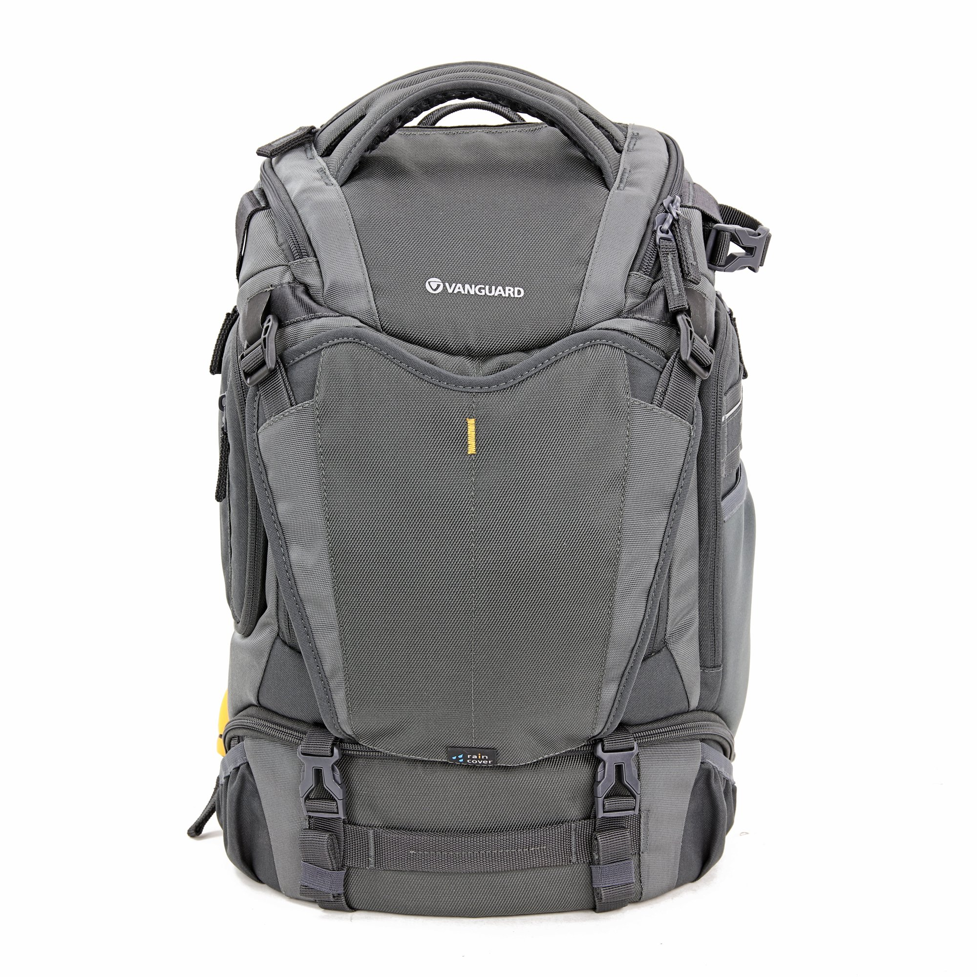 Vanguard Alta Sky 45D Camera Backpack for Sony, Nikon, Canon, DSLR, Drones, Grey by Vanguard