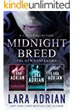 Midnight Breed Series New Generation Box Set: A 3-in-1 collection of full-length vampire romances